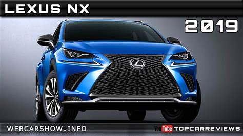 lexus nx review rendered price specs release date
