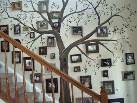 Tree Wall Decor Ideas by Best 25 Family Tree Wall Decor Ideas On