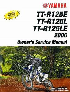 2006 Yamaha Tt