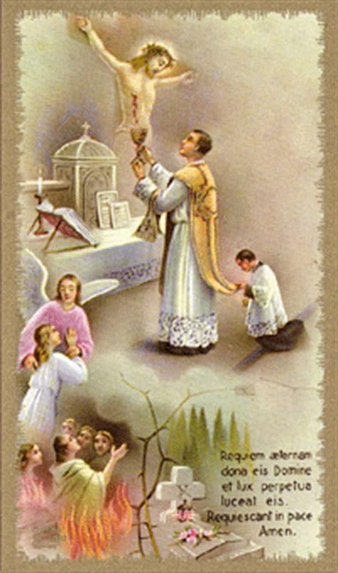 en ces jours de novembre prions pour les 226 mes du purgatoire la jeunesse de dieu