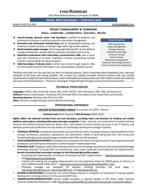 web content manager sle resume asset protection