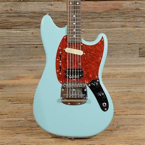 Fender Kurt Cobain Mustang Electric Guitar Reverb