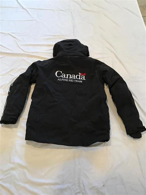 helly hansen xl canada alpine skie team jacket sold