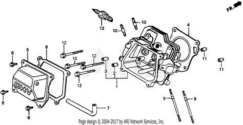 Honda Wbx Water Pump Jpn Vin Parts