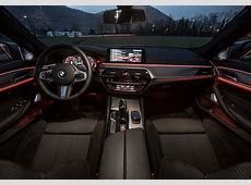Pictures of BMW 530d xDrive Sedan M Sport G30 2017