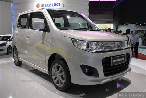 New Suzuki Karimun Wagon R and Stingray at IIMS Image 199946