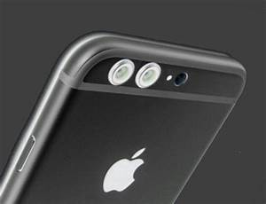 The New Iphone 7 Plus With Dual Camera