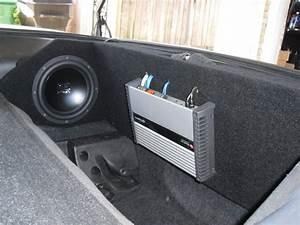 Sub And Amp Setups For 98-02 Firebird  Trans Ams