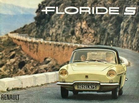 fast facts 1959 67 renault floride and caravelle 26 best renault floride images on pinterest