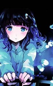 Anime, Sad, Girl, Full, Hd, Wallpaper