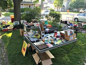 Hosting A Yard Sale - A How-To Guide - Valentine J Brkich