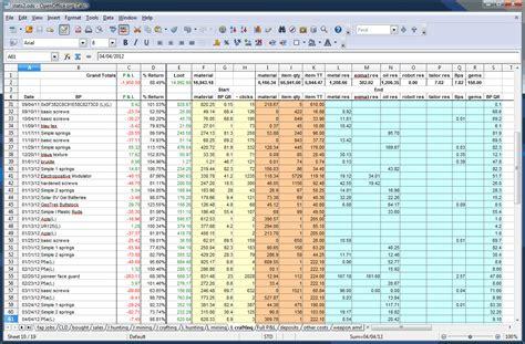 employee task tracking spreadsheet template