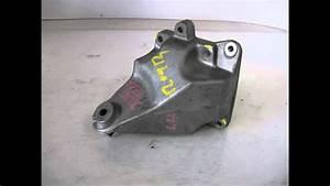 2009 Mercedes C300 Engine  Motor Lh Engine Mount Bracket