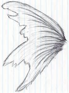 Butterfly Fairy Wing Drawings