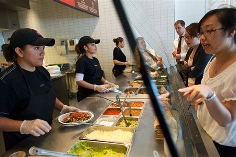restaurant chains feel    speed wsj