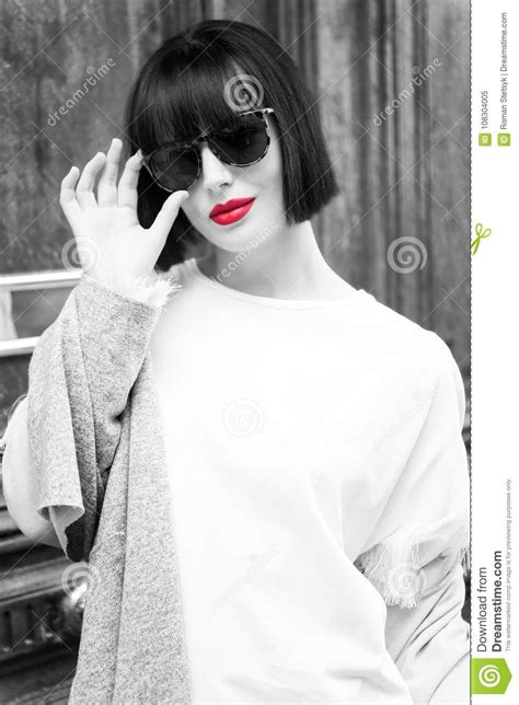 beauty and vintage fashion stock image image of beauty makeup 108304005