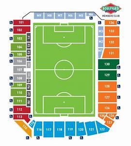 Kc Chiefs Stadium Seating Chart Sports Facilities Visit Kc Sports Venues Soccer Fields