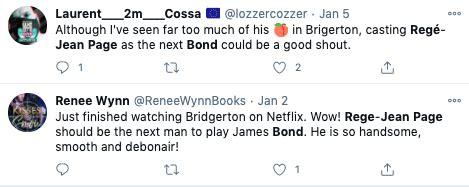 'Bridgerton' Star Regé-Jean Page Has No Plans To Be The ...