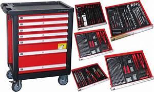 Werkzeug Mit A : werkstattwagen best ckt werkzeug wagen gef llt kfz auto werkstatt mit werkzeugen ebay ~ Orissabook.com Haus und Dekorationen