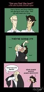 Pottercomic Harry x Draco by soupandleaves on DeviantArt