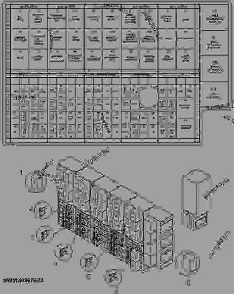 Deere 5103 Fuse Diagram by 57m7690 Fuse 57m7690 Deere Spare Part 777parts