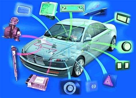 Electronics Car
