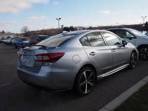 2017 Subaru Impreza Sport Silver