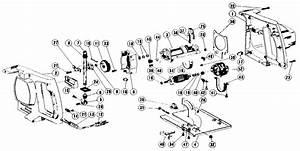 Looking For Wen Model 3700 Reciprocating Saw Repair