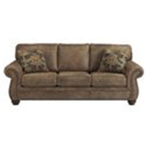 larkinhurst queen sofa sleeper signature design by ashley larkinhurst earth traditional