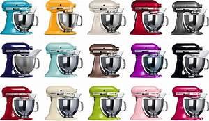 Kitchenaid Artisan Farben : conoce la historia de la kitchenaid ~ Eleganceandgraceweddings.com Haus und Dekorationen