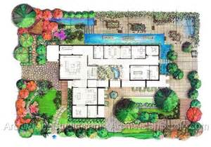 landscape architecture sketches plans t 236 m với