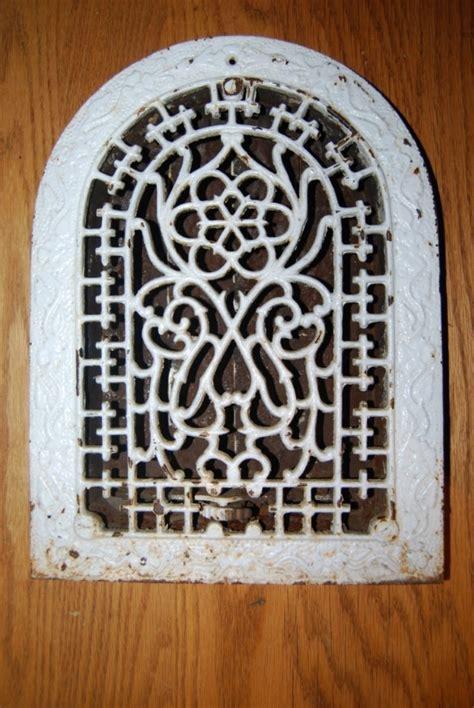 Cast Iron Floor Registers Ebay by Vintage Antique Cast Iron Floor Grate Ornate Design Heat
