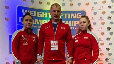 Svarcēlāja Daniela Ivanova Eiropas U20 čempionātā izcīna 8.vietu — Olimpiskais centrs