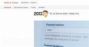 Google News zur Bundestagswahl