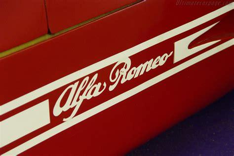 Alfa Romeo 33/TT/12 (Chassis AR 11512-007 - 2004 ...