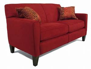 Flexsteel Digby 70quot Sofa W Two Cushions Olinde39s