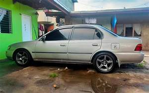White Toyota Corolla 2004 For Sale In Quezon