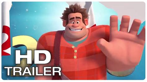 wreck  ralph  trailer teaser   disney animated