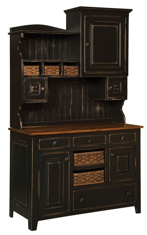 amish country kitchen hutch farm house pantry surrey