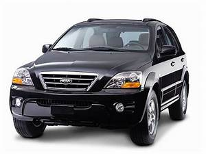 Kia Sorento Service Repair Manual 2003