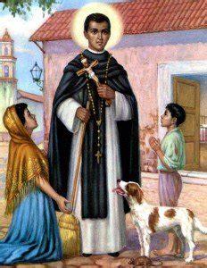 sabias  el primer santo negro es peruano   anos