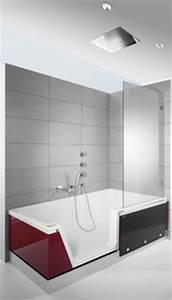 Badewanne Zum Duschen : easy in die dusche zum baden haustechnikdialog ~ Frokenaadalensverden.com Haus und Dekorationen