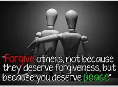FORGIVENESS QUOTES image quotes at hippoquotescom