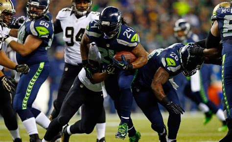 seahawks  control   nfc  dominant win