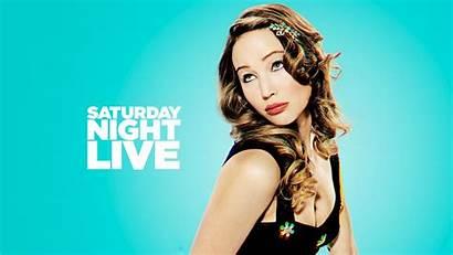 Lawrence Jennifer Snl Night Saturday Promo Hunger