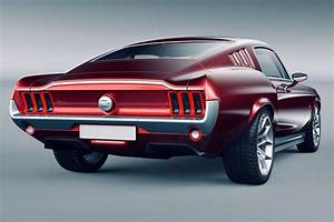 1967 Ford Mustang Based on Tesla's Electric Model S | HYPEBEAST