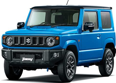 2019 Suzuki Jimny by India Bound 2019 Suzuki Jimny Unveiled Officially