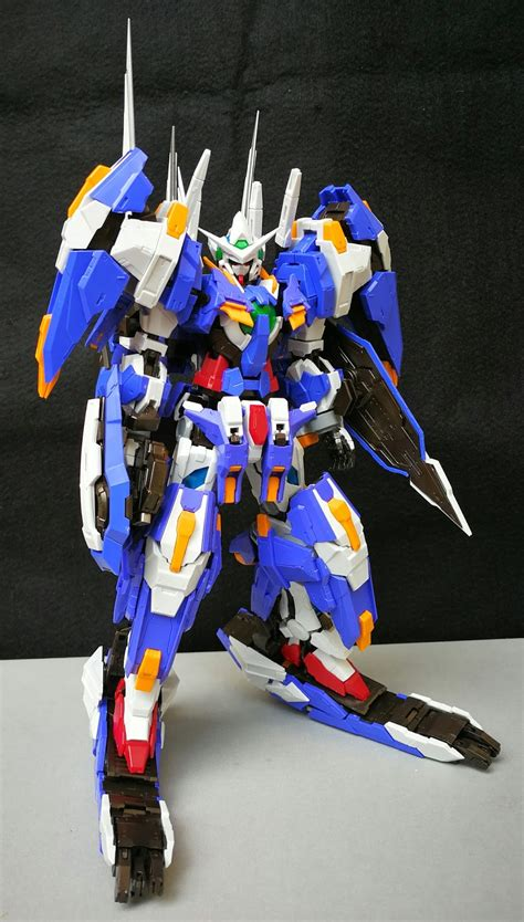 gundam mg daban avalanche exia build tan insight kit straight james pm posted
