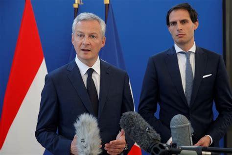 Francijas ministrs brīdina par jaunu auksto karu ASV-Ķīnas ...
