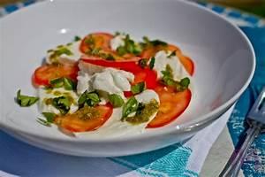 Insalata Caprese – Mountier Kitchen